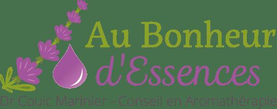Au Bonheur d'Essences Retina Logo