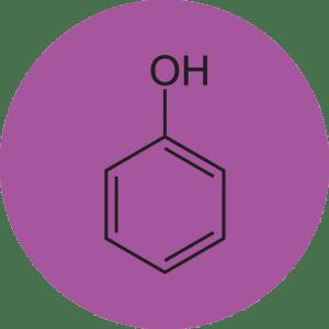 molecule phenol